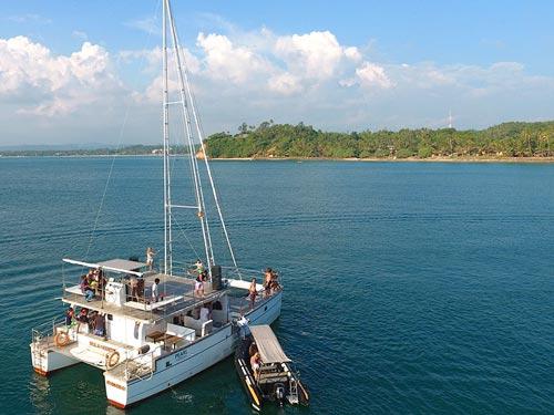 Catamaran Sailing & Overnight stay at Catamaran