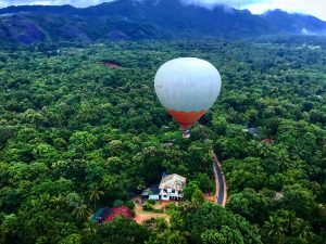 Hot Air Balloon (Seasonally from November to April)