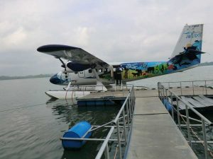 Water Landing and City Tour by Aircraft